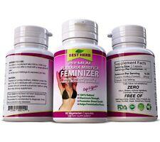 PUERARIA FEMINIZER Breast Enlargement Female Pill Hormone Oestrogen 100% GENUINE