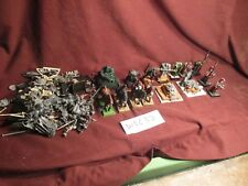 Warhammer Warriors of Chaos WHFB AOS KOW Everchosen Army Lot Bits