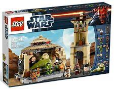 Lego Star Clone Wars 9516 JABBA'S PALACE Leia Gamorrean Jabba Minifigures NISB