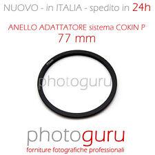 COKIN P - Anello adattatore per portafiltri quadrati - 77mm