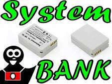 Batterie NB-10L NB10L pour CANON Powershot G1X G15 SX50 SX40 HS SX40HS SX50HS