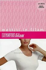 MAGLIA MEZZA MANICA DONNA COTONE FILAM ART. 60252