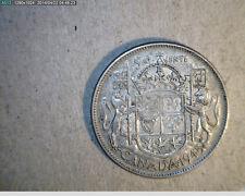1945 Canada, Half,   High Grade  Silver  (Can-335)