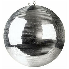 "500 MM 20"" Silver Professional Mirror Ball Mirrorball petite facette Carreau 5 mm x 5 mm"
