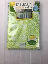 TABLECLOTH  60x84 Indoor Outdoor Oblong Table Cloth