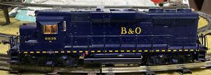 O Scale Lionel 6-28815 GP-30 B&O #6935 w/railsounds+tmcc EXCELLENT condition ✅