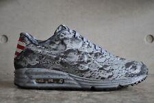 "Nike Air Max Lunar 90 ""alunizaje"" - Reflectante Plateado/Dorado Metálico"