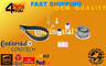 CONTITECH TIMING BELT KIT 2.0 TFSI TTS FSI AUDI A1 A3 A4 A6 TT SEAT ALTEA EXEO