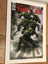 Teenage Mutant Ninja Turtles #100 Clayton Crain VARIANT cover IDW tmnt NM 2019