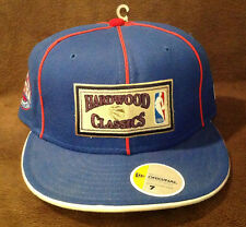 Detroit Pistons NEW ERA 59FIFTY Fitted Hat NBA Hardwood Classics Retro SIZE 7