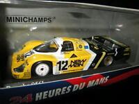 1:43 Minichamps Porsche 956L 24h Le Mans 1983 Nr. 430836512 OVP