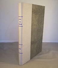(CARICATURE) EUX ET NOUS, FRANCAIS ET ETRANGERS VUS PAR LES CARICATURISTES /1926