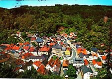 Bad Berneck im Fichtelgebirge ,Ansichtskarte, 1980 gelaufen