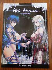 BLEACH Orihime Tatsuki Doujinshi Fan book Aki Akane Japan Anime J Manga HTF MINT