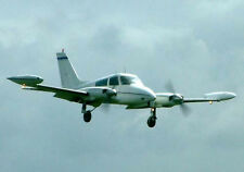 1/6 Scale Royal Cessna 310 Plans and Templates