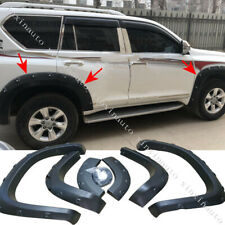 2010-2013For Toyota Land Cruiser Prado LC150Fender Flares Wheel Arch Matte Black
