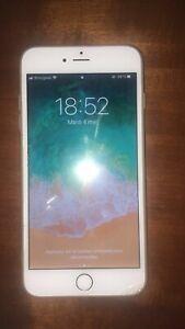 Apple iPhone 6 Plus - 16 Go - Argent
