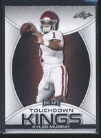 2019 Leaf Draft KYLER MURRAY Touchdown Kings Rookie RC #SP-KM3 Cardinals