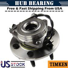 Timken SP500301 Wheel Bearing and Hub Assembly for Cadillac Escalade