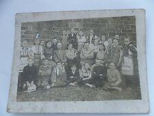 Old  Ukrainian photograph photo 1947