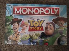 Monopoly: Toy Story Edition Hasbro Board Game HSBE5065 DEALS