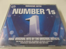 MASSIVE HITS NUMBER 1s - EMI 3CD SET - NEU (BEACH BOYS MUD DURAN DURAN T'PAU)