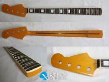 Mastil Bajo Arce 20T  con binding Jazz Bass Rosewood  Neck with binding 20fret