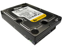 "Western Digital 1TB 7200RPM 3.5"" SATA2 Hard Drive -PC/Mac, CCTV DVR ,NAS, RAID"