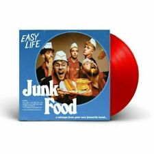 """Easy Life """"Junk Food"""" Red Vinyl E.P. (New & Sealed) Out Now!"""