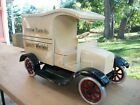 Cowdery Toy Works Buddy L Style Flivver Delivery Truck #13 Of 24 With Box