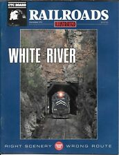 CTC Board Magazine 179 Dec.1991 White River Missouri Arkansas Daggett California