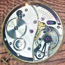 Lord Elgin 21 jewel Pocket Watch Ticking no case size 10s grade 543 F6124