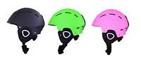 Ski Helmet Snowboarding Helmets ex- display Black Pink Green