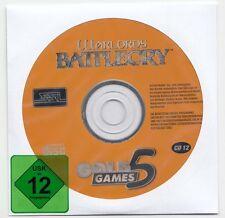 Warlords Battlecry   -SSG - Win 95/98/Me/XP/Vista
