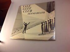 THE YALE GLEE CLUB FENNO HEATH LP ALBUM, VOGT QUALITY RECORDS, NEW / SEALED