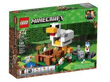 Lego Minecraft - The Chicken Coop - 21140 - BNISB - AU Seller