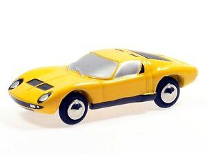 Schuco Piccolo Lamborghini Miura gelb # 450508500
