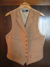 Vintage Polo Ralph Lauren Waistcoat Vest Lapels Collar 40 R 40R