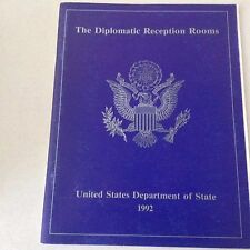 Diplomatic Reception Rooms Catalog US Department of  State 1992 060917nonrh