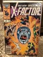 X-Factor #6 (Jul 1986, Marvel) (1st appearance of Apocalypse)