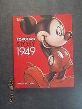 TOPOLINO STORY n° 1 1949 - Ed. Corriere della Sera - 2005