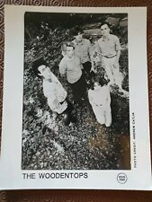More details for the woodentops  - uk  indie band - 1980's  - original press / promo photo