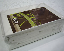 BAMBOO COTTON BED SHEET SETS - SINGLE, QUEEN and KING Size Bed