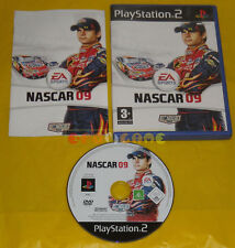 NASCAR 09 Ps2 Versione Ufficiale Italiana 1ª Edizione »»»»» COMPLETO