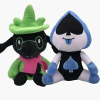 Undertale Deltarune Ralsei Lancer Plush Soft Doll Stuffed Animal Toy Kids Gift