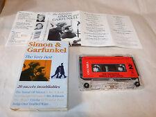 SIMON & GARFUNKEL - K7 audio / Audio tape !!! VERY BEST !!! FRENCH PRESSING