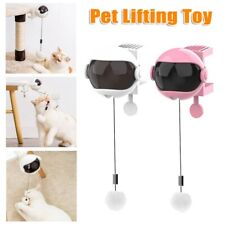 New listing 1Pc Automatic Lifting Ball Interactive Funny Pet Dog Cat Toy Supply