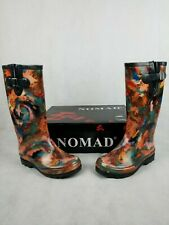 NEW Nomad Women's Puddles III Rain Shoes 6M