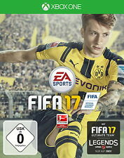 FIFA 17 (Microsoft Xbox One, 2016, DVD-Box)