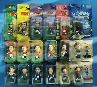 Corinthian ProStars Blisters - Ribery, Gerrard, Baggio, Morientes, Ronaldinho...